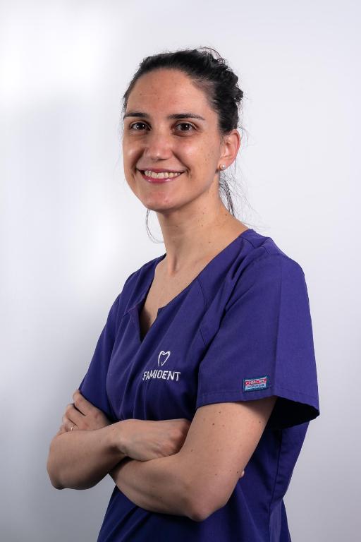 Dra. Cristina Pallarés